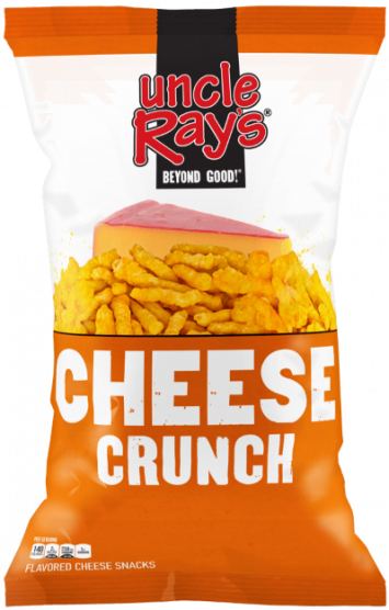 Uncle Ray's Cheese Crunch