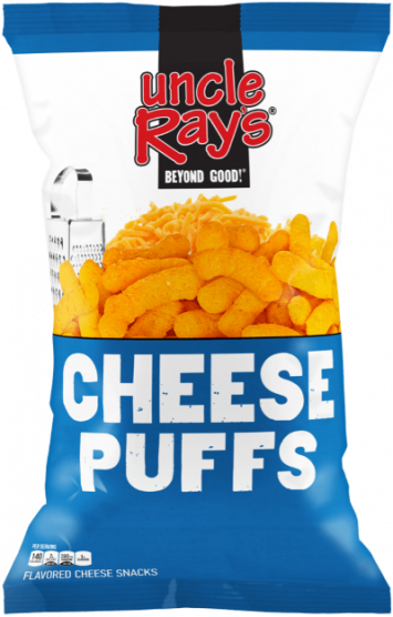 Uncle Ray's Cheese Puffs