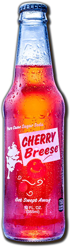 Excel Cherry Breese Soda