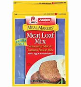 Adolph's Meatloaf Mix