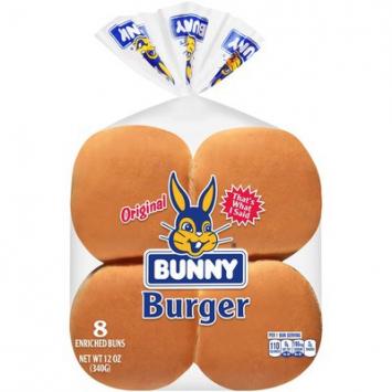 Bunny Burger Buns