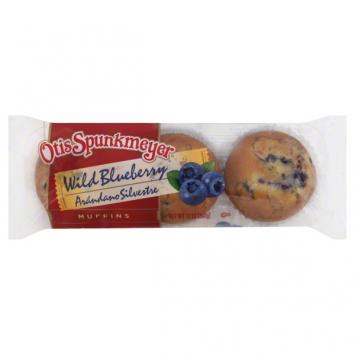 Otis Spunkmeyer Wild Blueberry Muffins