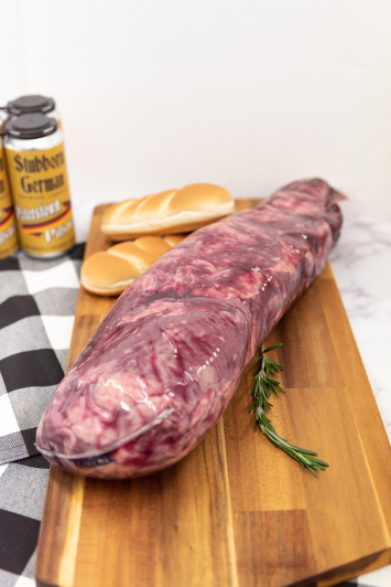Beef Tenderloin Whole, Untrimmed - USDA Choice