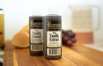 Baron Pure Vanilla Extract