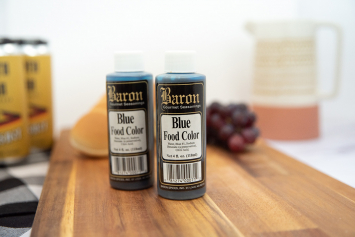 Baron Blue Food Color