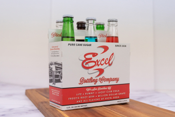 Excel 6 Pack Soda Mix and Match