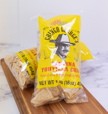 Gringo George's Cantina Tortilla Chips