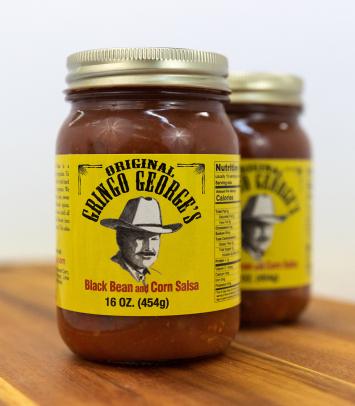 Gringo George's Black Bean & Corn Salsa