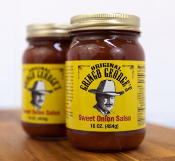 Gringo George's Sweet Onion Salsa