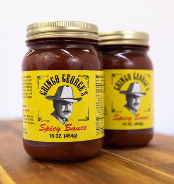 Gringo George's Spicy Sauce