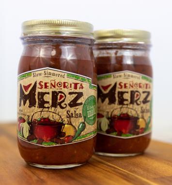 Senorita Merz Mild Salsa