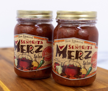 Senorita Merz Medium Salsa