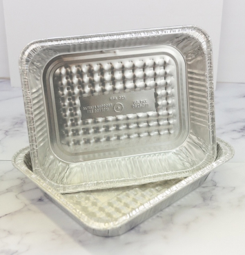 Half Aluminum Pan