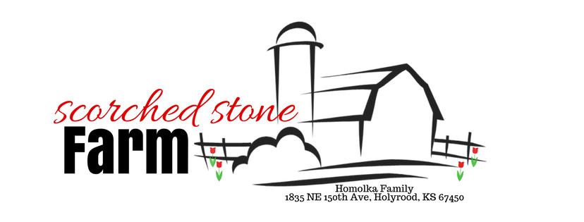 Scorched Stone Farm Logo