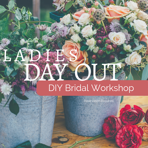 DIY Bridal Workshop