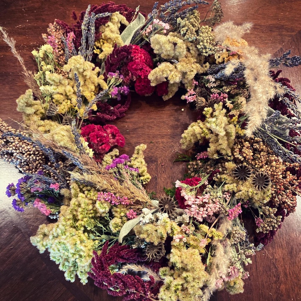 Dried Floral Designs