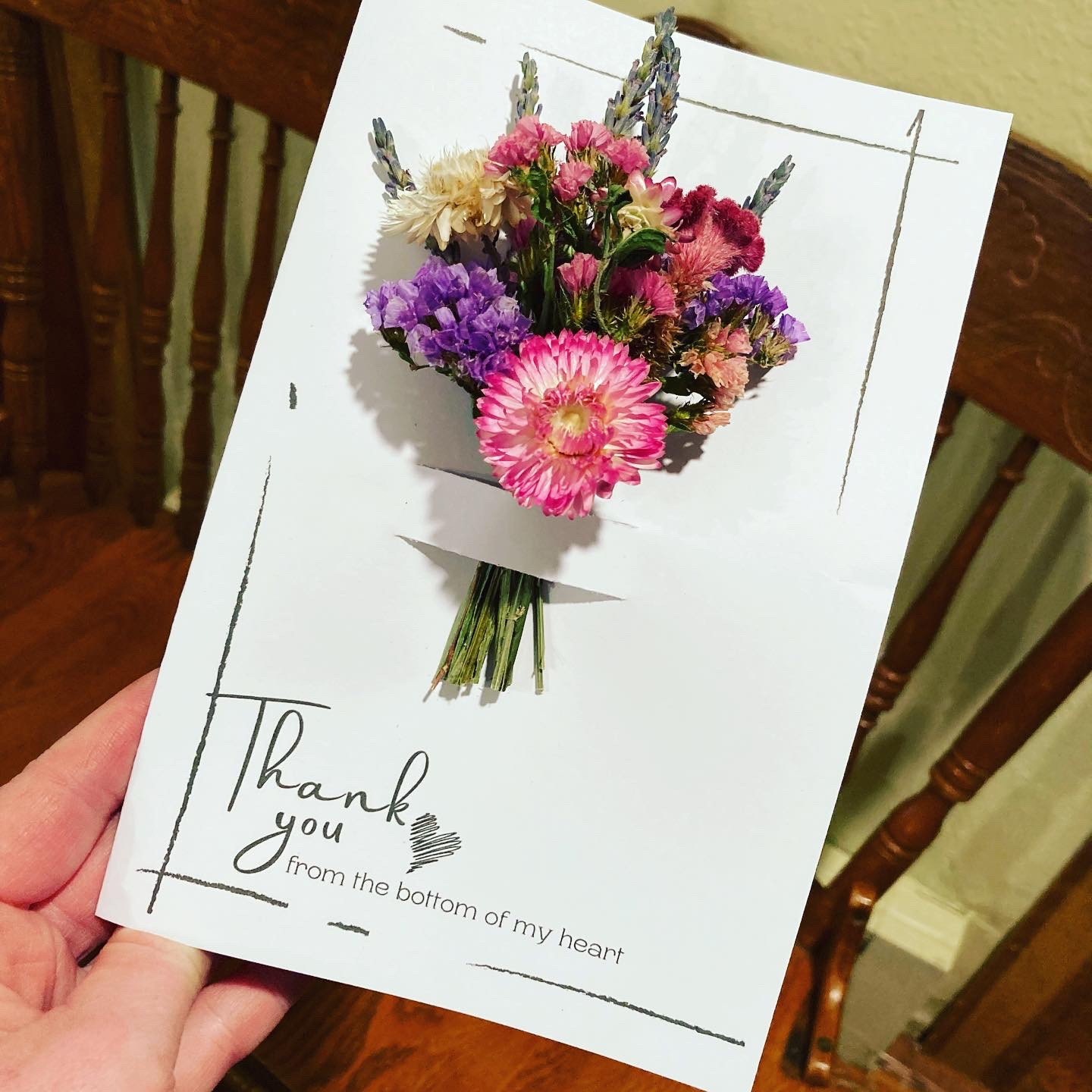 Forever Mini Bouquet Cards