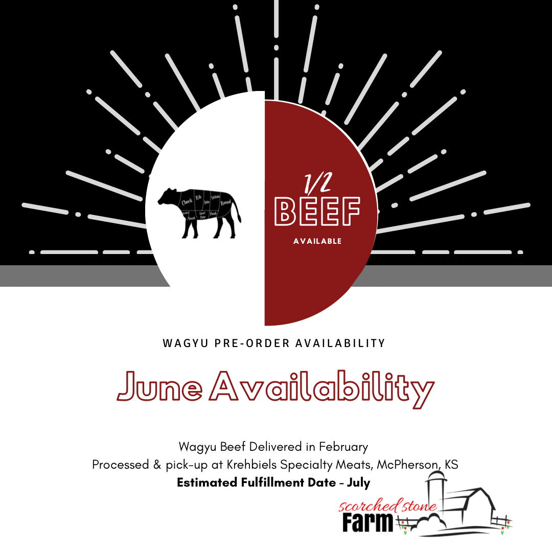 June Wagyu Availability