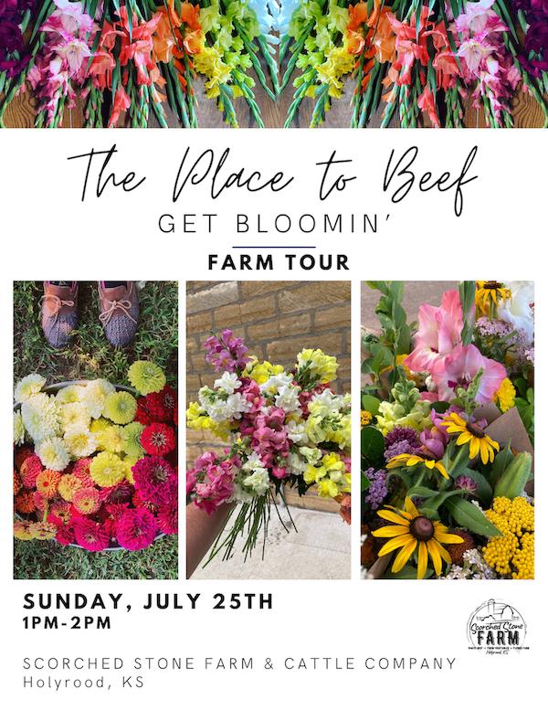 Get Bloomin' Florist Farm Tour