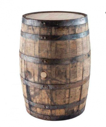 Whiskey Barrel - RENTAL ONLY