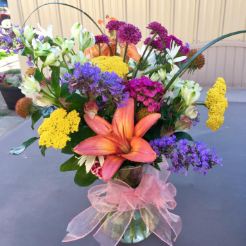 Farmers Choice-Mixed Floral Arrangement