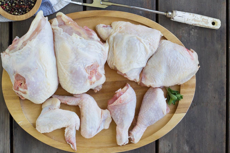 Chicken Cut-Ups