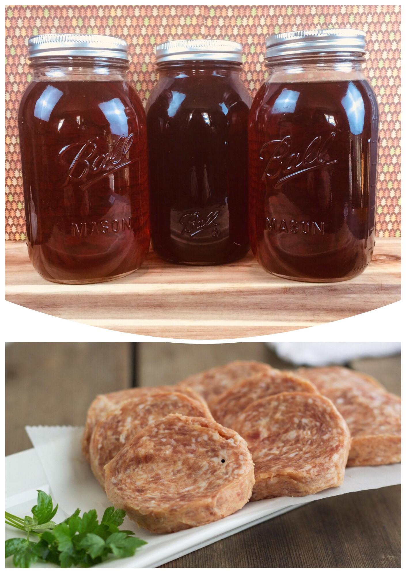 Breakfast Maple Patties