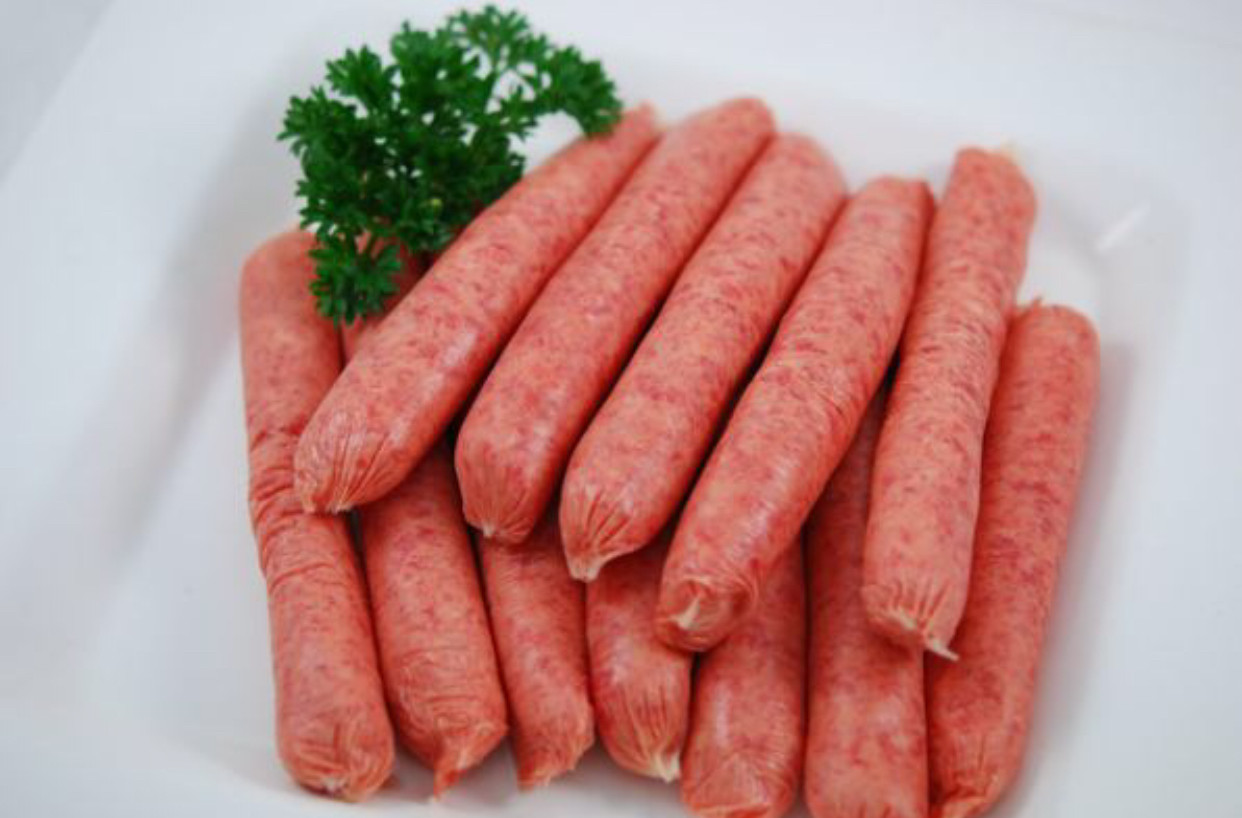 Natural country-style breakfast sausage links