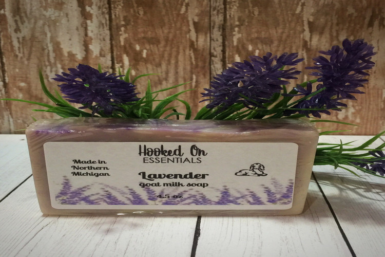 Goat Milk Soaps, Lotions & More