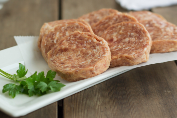 Breakfast Sausage Patties - Regular