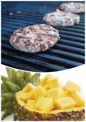 Hawaiian Brat Patties