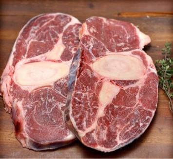 Beef Shank (Osso Bucco)