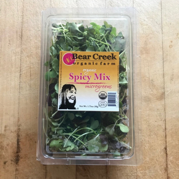 Micro greens Spicy mix