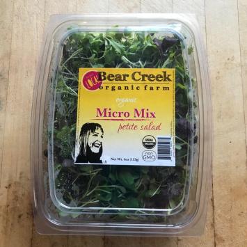 Micro green Mild mix