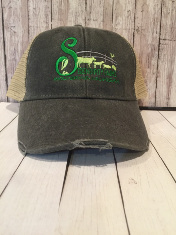 Serendipity Farms hat