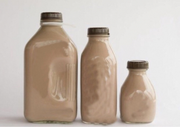 Creamy Chocolate Milk Half Gallon