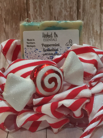 Peppermint Sensation Soap