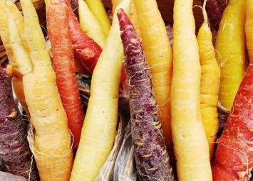 Carrot Mix Diced