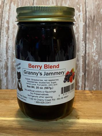 Berry Blend Jam