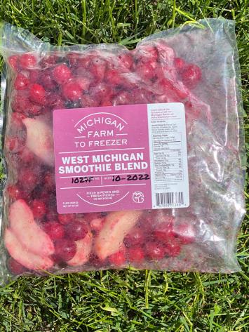 West Michigan Smoothie Blend