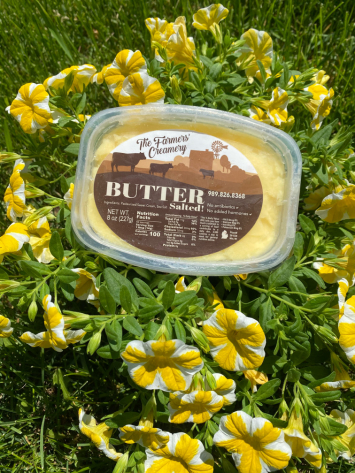 Butter salted 8 ounce