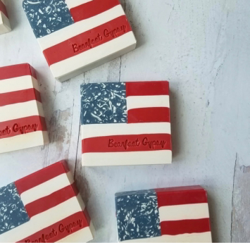 Independence soap