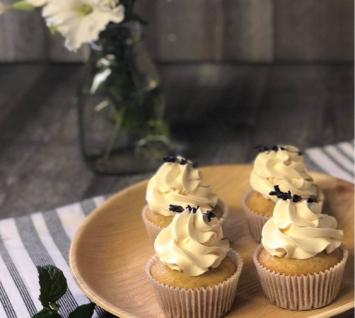 Lavender Cupcakes dozen