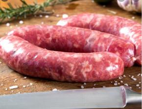 Natural Sweet Italian Sausage links