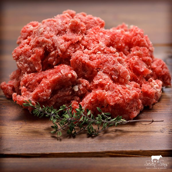 40 PK Ground Beef Bundle