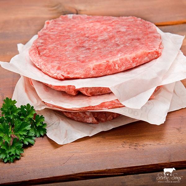 16 PK Beef Patties Bundle