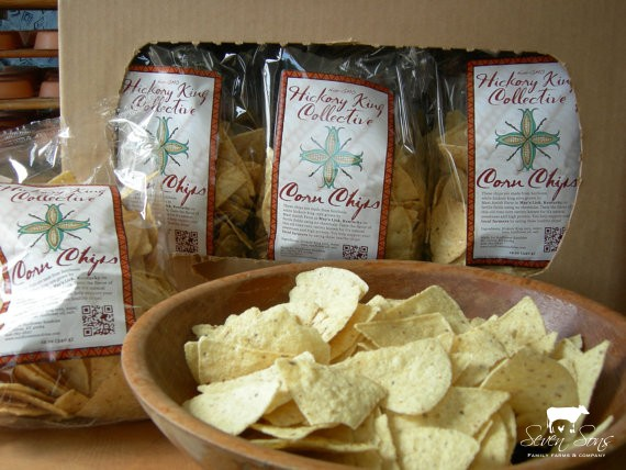 Hickory King Corn Chips