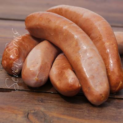 Smoked Beef/Pork Bratwurst