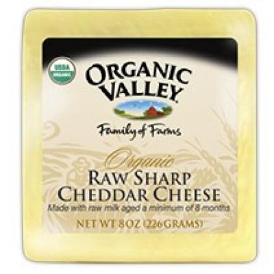 Sharp Cheddar Cheese (RAW)