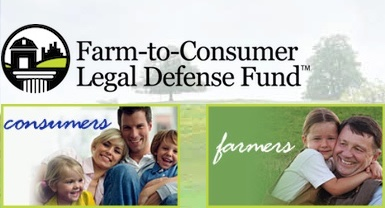 Farm-to-Consumer Legal Defense Fund Donation
